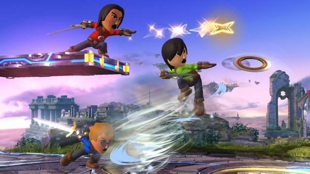 Smashing Saturdays: Super Smash Bros. - Mii Fighter projectiles | oprainfall