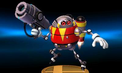 Smashing Saturdays: Super Smash Bros. - Eggman Robo | oprainfall