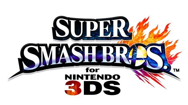 Logo | Super Smash Bros. 3DS