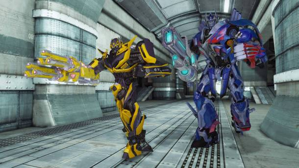 TRANSFORMERS Rise of the Dark Spark - PSN Weekly | oprainfall