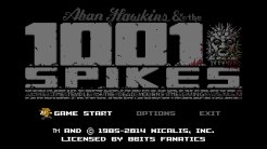 1001 Spikes - Logo