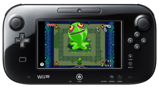 Wii U The Legend of Zelda: The Minish Cap