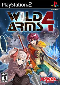Wild Arms 4 Box Art