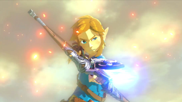 Zelda Wii U Featured