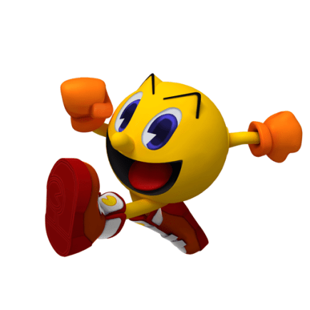 Super Smash Bros - Pac-Man | oprainfall