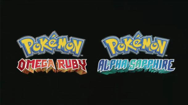 Pokémon Omega Ruby & Alpha Sapphire | oprainfall