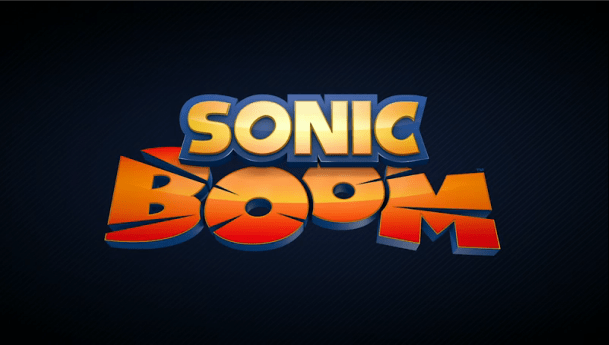 Sonic Boom - Logo | oprainfall