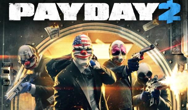 Payday2 - Logo | oprainfall