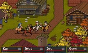 Boot Hill Heroes | Horseback
