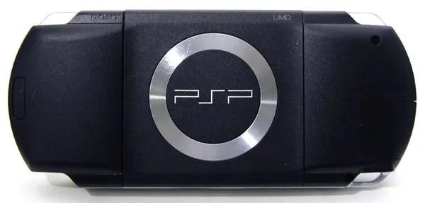 PSP Back