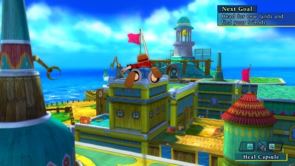 One Piece Unlimited World Red | Luffy's Amazing Abilities