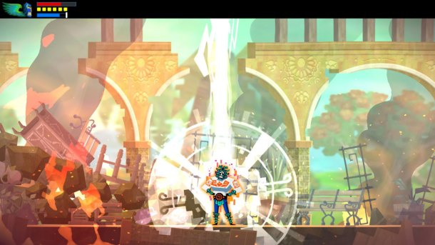 Guacamelee! Super Turbo Championship Edition - Nintendo Download Europe