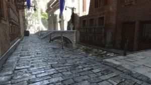 Bayonetta 2 | In-game Street