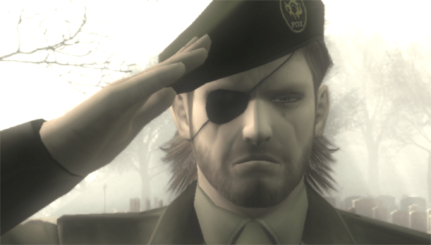 Patriotic Characters | Salute