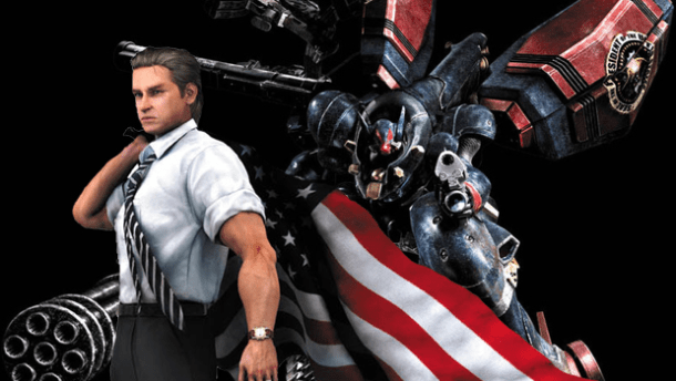 Patriotic Characters | President Wilson