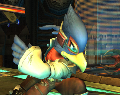 Smashing Saturdays! | Character of the Week: Falco