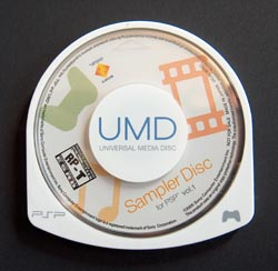 UMD—Universal Media Disc