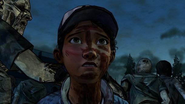 The Walking Dead - Amid the Ruins   Escape