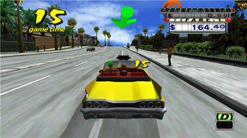 Crazy Taxi | Sega Humble Bundle