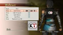Samurai Warriors 4 - Create Character (4)