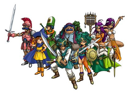 Dragon Quest IV - Square Enix PAX Prime 2014 Line-Up