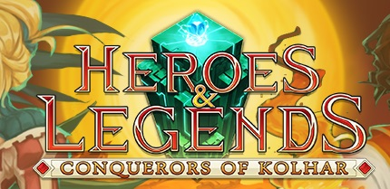 Heroes and Legends: Conquers of Kolhar   oprainfall