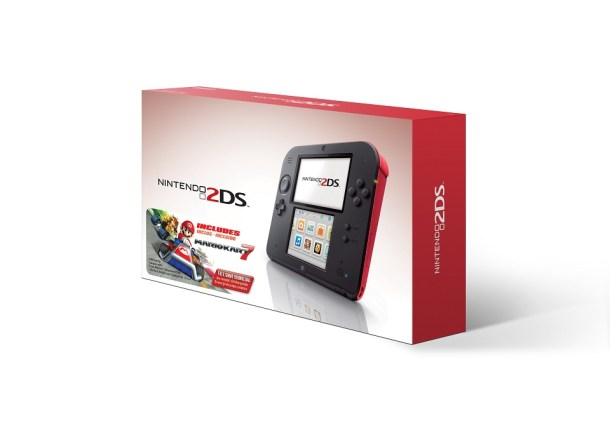 Nintendo 2DS Mario Kart Bundle