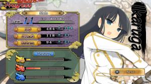 Senran Kagura Shinovi Versus - English Screenshot | Stats