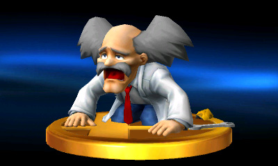 Smashing Saturdays! | Dr. Wily Trophy