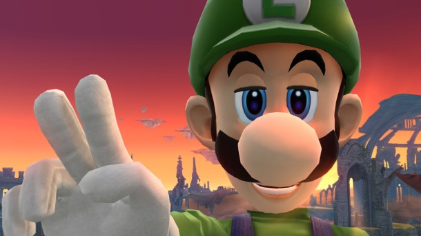 Smashing Saturdays! - Super Smash Bros. | Luigi