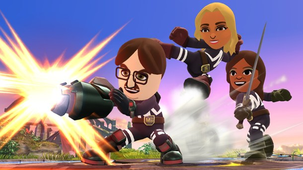 Smashing Saturdays: Super Smash Bros. | Fighting Mii Team