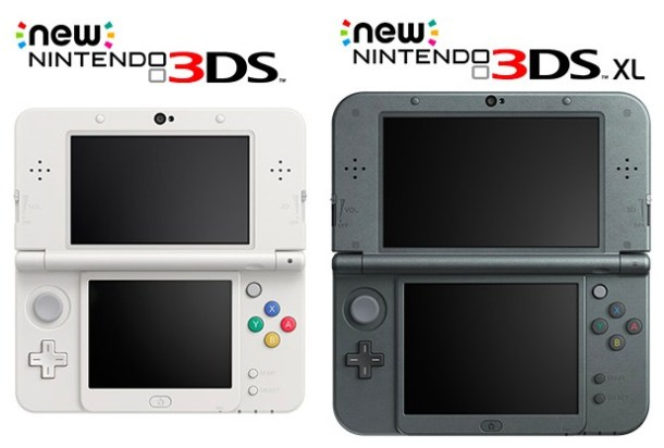 New Nintendo 3DS and New Nintendo 3DS LL | Media Create