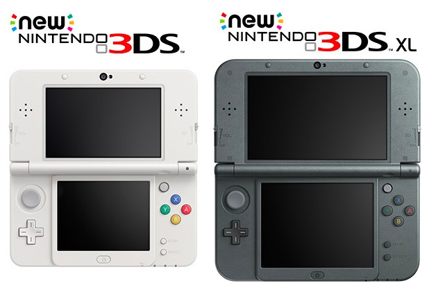 New Nintendo 3DS and New Nintendo 3DS LL