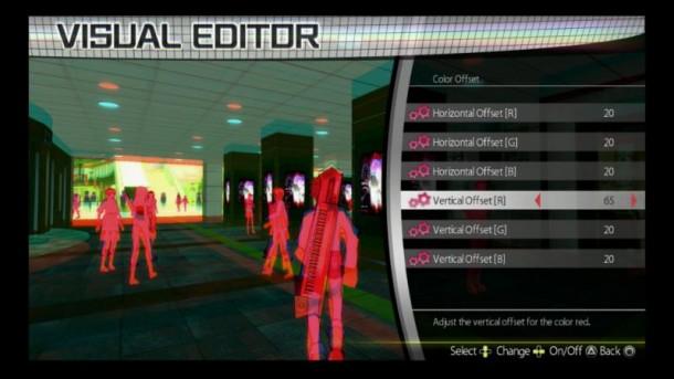Akibas Trip Visual Editor