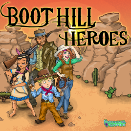 Boot Hill Heroes | Logo
