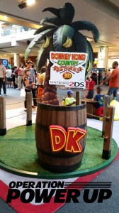 Donkey Kong Country: Tropical Freeze Booth