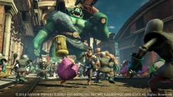 Dragon Quest Heroes | Baddies