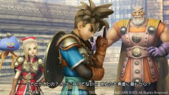 Dragon Quest Heroes |Allies