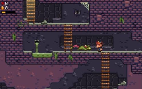 Evoland 2   Sewers