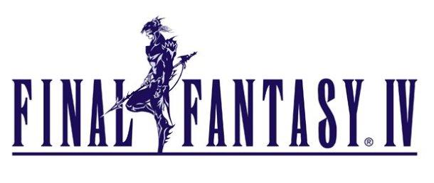 Final Fantasy 4 | logo