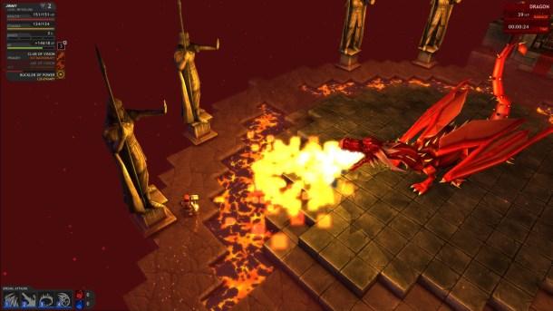 Fight the Dragon   Dragon Arena