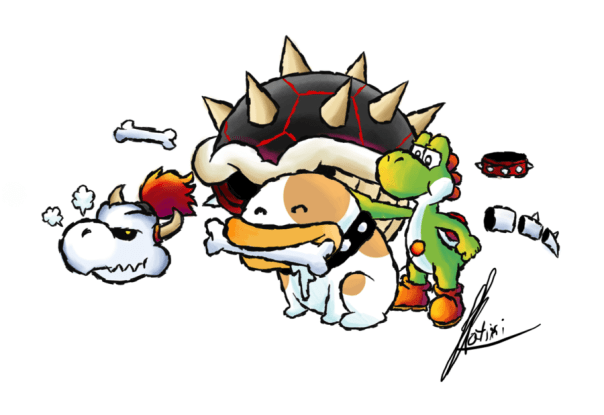 Video Game Dogs   Poochy