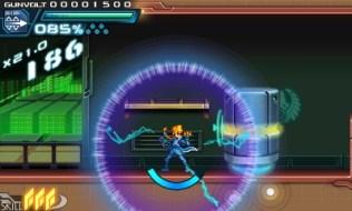 Azure Striker Gunvolt | Magnetism
