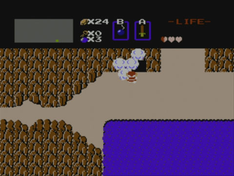 The Legend of Zelda | Bombing Walls