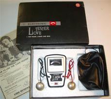 Nintendo - Love Tester   Nintendo 125th Anniversary