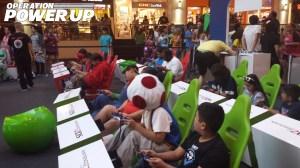 Mario Kart 7 + Mario Kart 8 Booth