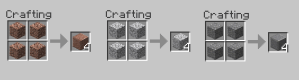 Crafting the Polished Blocks