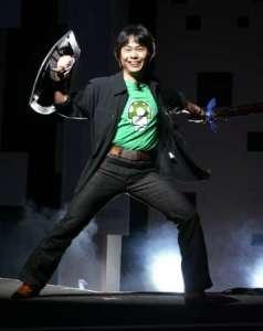 Shigeru Miyamoto  | Nintendo 125th Anniversary