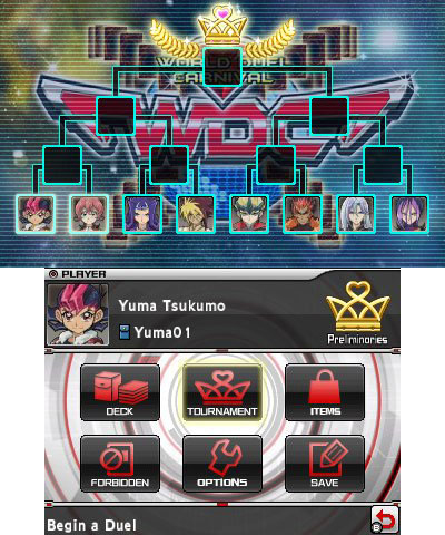 Yu-Gi-Oh Zexal: World Duel Carnival | Nintendo Download Europe