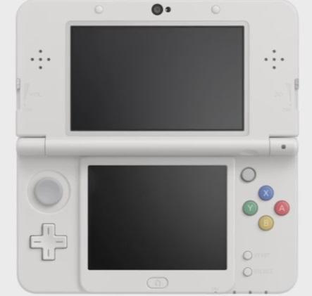 New Nintendo 3DS | oprainfall